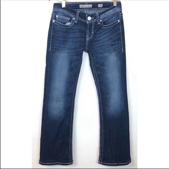 BKE Stella Bootcut Jeans 27